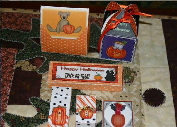 Special Holiday Boxes - Click Here For a Larger View